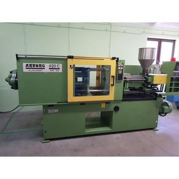 Wtryskarka Arburg 420 C 1000-350