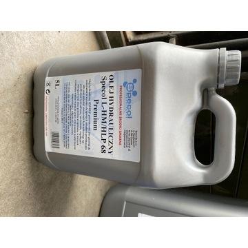 Olej hydrauliczny Specol L-HL 68 PREMIUM 5 L