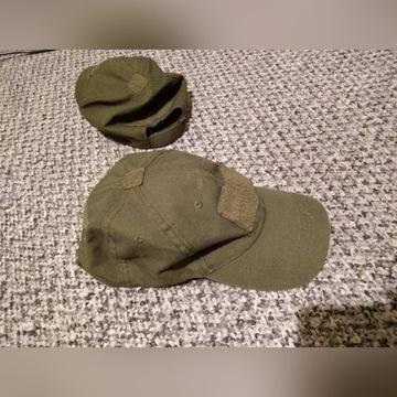 Czapka taktyczna zielony khaki wojskowa Helikon
