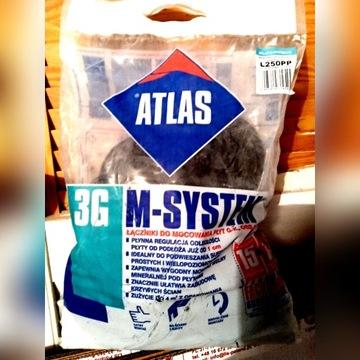Atlas M-System 3g 120 PP M8/ FI 6,5 L250 BX