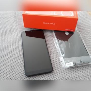 Xiaomi Redmi 5 plus 4 64 Jak Nowy Gw