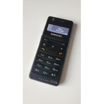 Samsung F300 UNIKAT bez simlocka czarny