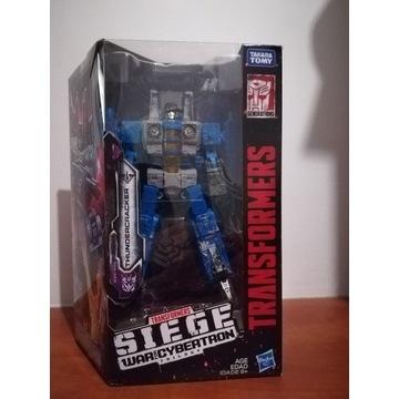 Transformers War for CybertronSiege Thundercracker