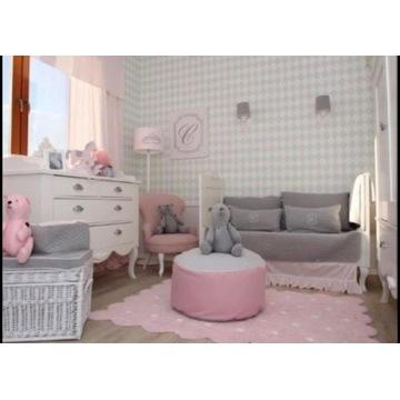 Łóżko dla dziecka Glamour Caramella