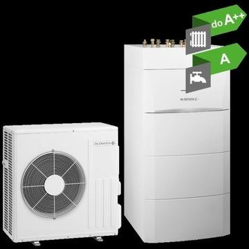 Powietrzna pompa ciepła 6 kW De Dietrich + montaż