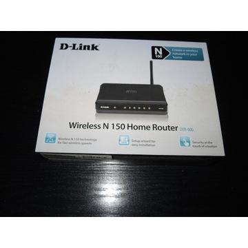 Router WiFi DSL DIR-600