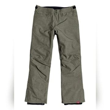 Spodnie Roxy ERJTPO3104 GQM0 szare S