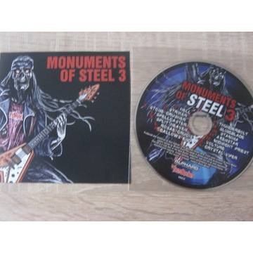 MONUMENTS OF STEEL 3 @ Hell, Thunderbolt i in.