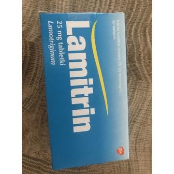 Lamitrin 25mg, 30 tabletek