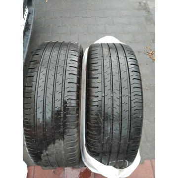 Opony Continental ContiEcoContact5 215/55r17