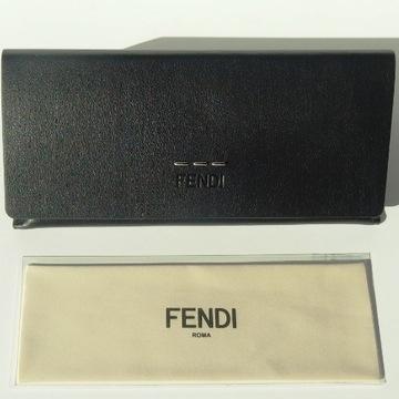 FENDI - Oryginalne etui na okulary
