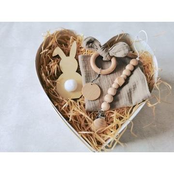 Prezent dla noworodka chłopca Gift Box