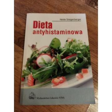 Książka Dieta Antyhistaminowa