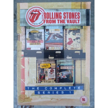 The Rolling Stones From the Vault Complet1+gratis