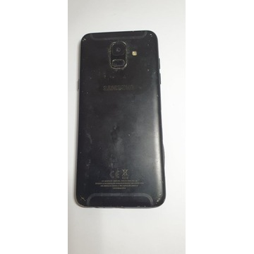Samsung Galaxy A6 SM-A600FN/DS czarny