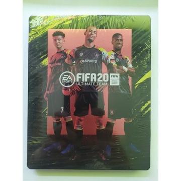 Steelbook FIFA 20