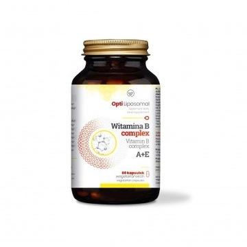 Witamina B complex A+E