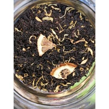 Herbata Czarna  Earl Grey Orange 100g