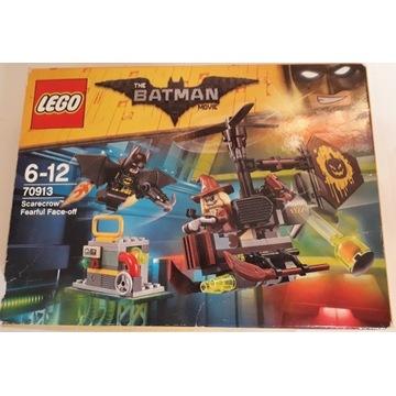 klocki LEGO batman 70913 uzywany kompletny box ins