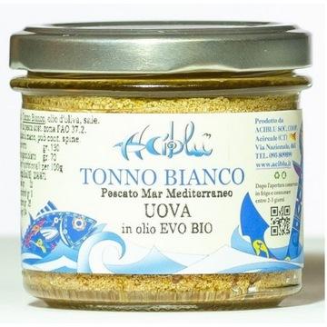 Ikra z białego tuńczyka