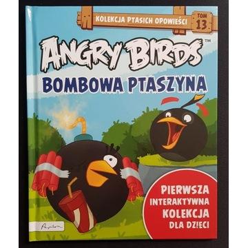 Książka Angry birds Bombowa ptaszyna tom 13
