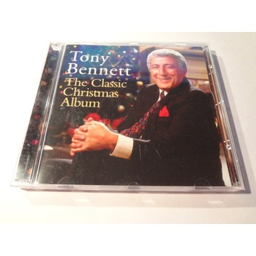 Tony Bennett The Classic Christmas Album jak NOWA!