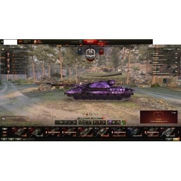 Konto World of Tanks 3500wn8