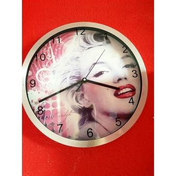 Zegar Marilyn Monroe