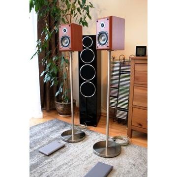 Kolumny podstawkowe Eltax Discovery głośniki