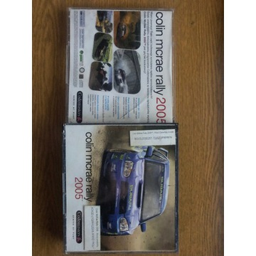 Colin McRae Rally 2005 PC PL