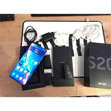Samsung Galaxy S20+ 5G + Samsung Ear Buds