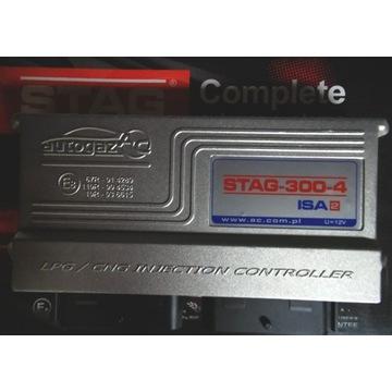 NOWY Komputer sterownik AC STAG 300-4 ISA2