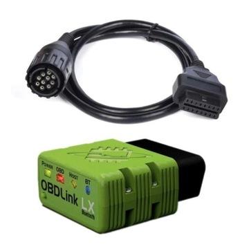 OBDLink LX interfejs +kabel motocykle BMW MotoScan