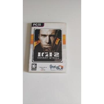 PROJECT IGI 2 PROJEKT I.G.I COVERT STRIKE RETRO PC