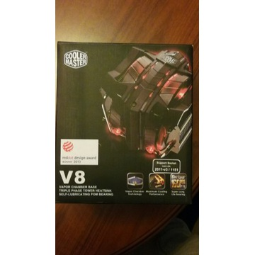 Chłodzenie CPU Cooler Master V8 GTS
