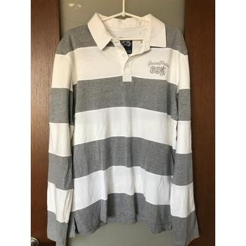 2 bluzki i 5 koszul męskich XL zestaw