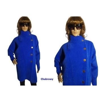 Płaszcz ALPAKA ze stójką/rozmiar uniwersalny