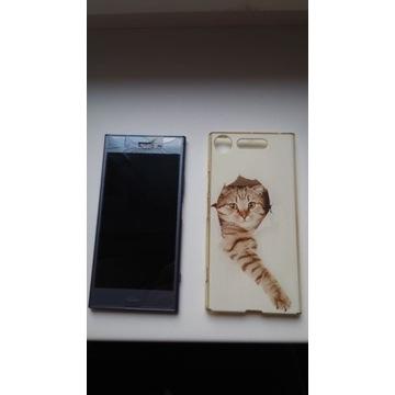 Sony Xperia XZ1 DUAL SIM niebieski + osłona + doda