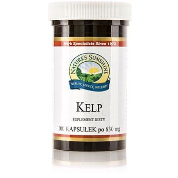KELP - suplement diety