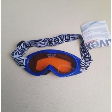 Gogle narciarskie dziecięce Uvex