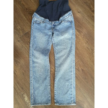 Jeansy ciążowe H&M rozmiar 38