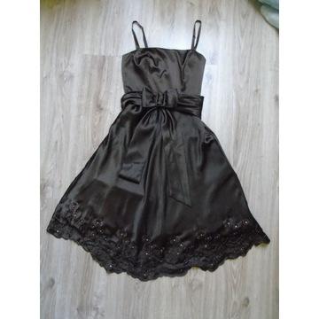 Sukienka idealna na wesele r.36 Pabia