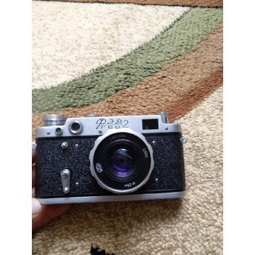 Aparat fotograficzny Fed 2 + obiektyw  I - 26m