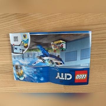 Lego 60206 City Policyjny patrol