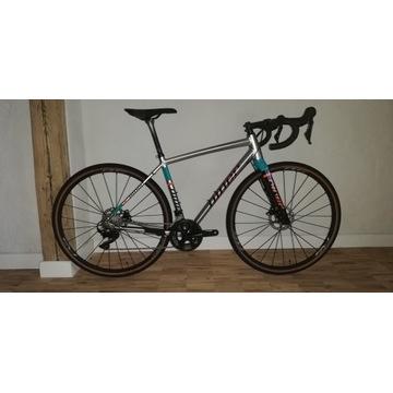 NINER RLT 9 rower szosowy, gravel, rama 53/54, M,