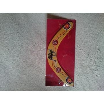 Nowy Boomerang Drewniany