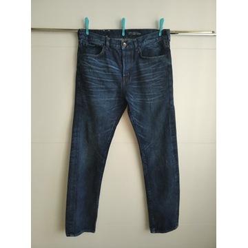 H&M Męskie spodnie Jeans W34 L34