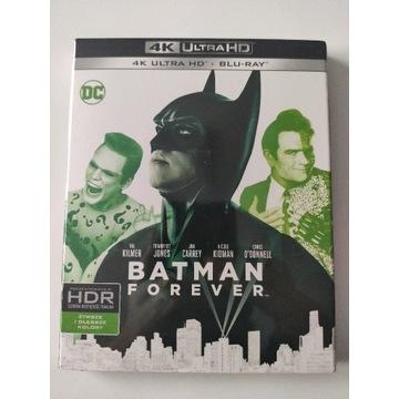 Batman Forever 4K UHD Polskie wydanie