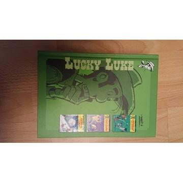 Lucky Luke integral zielony