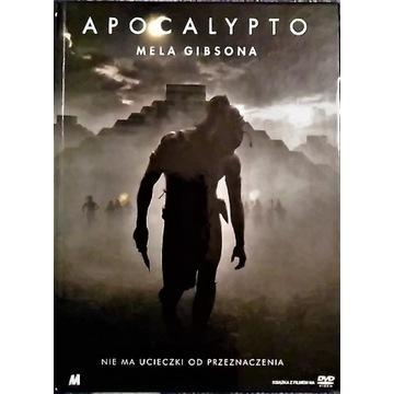 """Apocalypto"" (booklet, DVD)"